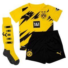 Dortmund Hjemmedrakt 2020/21 Mini-Kit Barn
