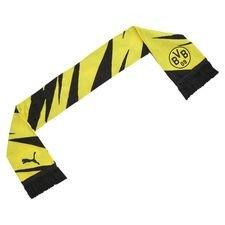 Dortmund Skjerf Fan - Sort/Gul