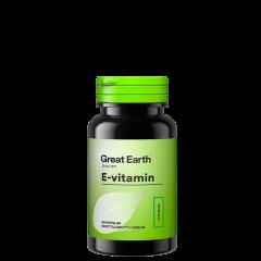 E-vitamin, 60 kapsler