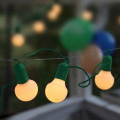 ELIN - en LED-lyslenke med 20 lys