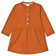 EnFant Kjole Leather Brown 80 cm (9-12 mnd)