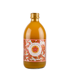 Eplesidereddik med ceylonkanel & gurkemeie, 500 ml