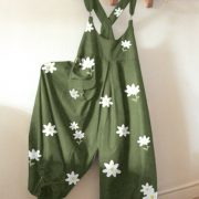 Floral Printed Straps Jumpsuit For Women