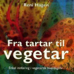 Fra tartar til vegetar: enkel innføring i vegetarisk hverdagsliv