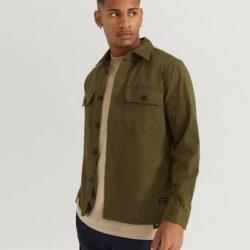 GABBA Skjorte Topper LS Shirt Grønn