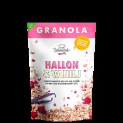 Granola Bringebær & Vanilje, 400 g