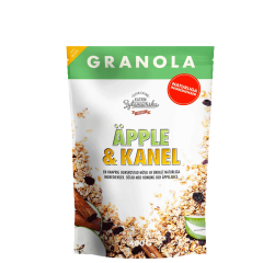 Granola Eple & Kanel, 400 g