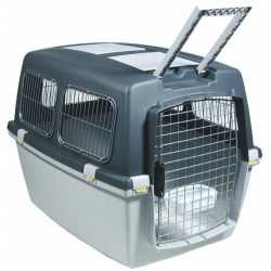 Gulliver 5 transportbur til hund (stålgitter)