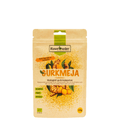 Gurkemeiepulver ØKO, 125 g