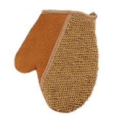 Honana BX Bath Glove New Shower Flax Glove Body Massage Glove Back Scrub Exfoliating Scrubber