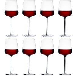 Iittala Essence rødvinsglass 45 cl, 8 stk.