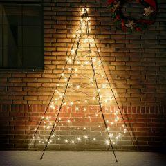 Juletre Fairybell® til vegg - 2 m høy