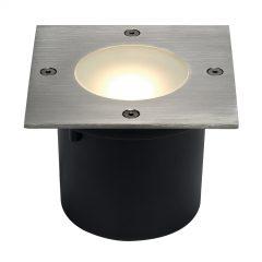 Kvadratisk WETSKY DISK LED-bakkespot
