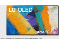 LG OLED65GX3LA 65 (164 cm), Smart TV, WebOS, 4K UHD OLED, 3840 x 2160, Wi-Fi, DVB-T/T2/C/S/S2, Black