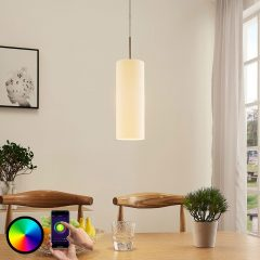 Lindy Smart LED-pendellampe Felice med RGB-pære