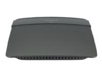 Linksys E900 - Trådløs ruter - 4-portssvitsj - 802.11b/g/n - 2,4 GHz