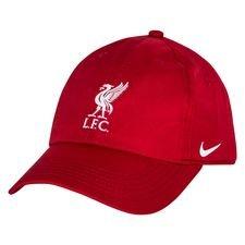 Liverpool Caps H86 Dry - Rød/Hvit Barn