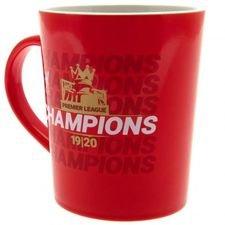 Liverpool Krus Champions - Rød/Hvit