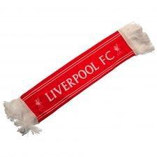 Liverpool Mini Skjerf til Bil - Rød