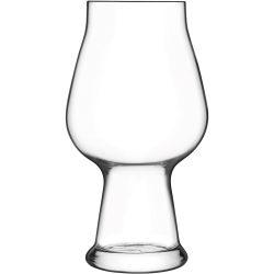 Luigi Bormioli 2 stk. Birrateque Stout ølglass