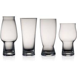 Lyngby Glas Ølglass 4 st