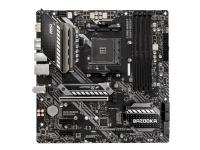 MSI MAG B550M BAZOOKA - Bundkort - micro-ATX - Socket AM4 - AMD B550 - USB-C Gen1, USB 3.2 Gen 1 - Gigabit LAN - onboard grafik (CPU påkrævet) - HD Audio (8-kanaler)