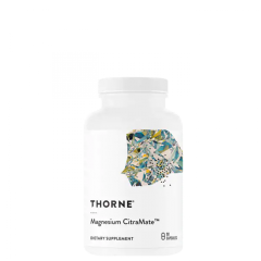 Magnesium CitraMate (135 mg), 90 kapsler