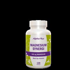 Magnesium Synergi, 120 kapsler