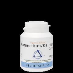Magnesium/Kalcium Optimal, 100 kapsler