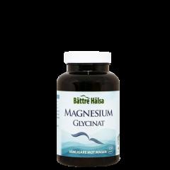Magnesiumglysinat, 100 kapsler