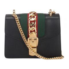 Mini Sylvie Chain Shoulder Bag