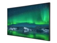 NEC MultiSync C861Q - 86 Diagonalklasse LED-skjerm - digital signering - 4K UHD (2160p) 3840 x 2160 - HDR - kantbelyst