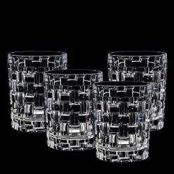 Nachtmann Bossa Nova Whiskeyglass 4 pk 33 cl