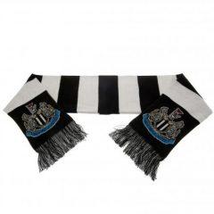 Newcastle United Skjerf - Sort/Hvit