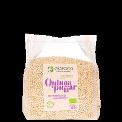 Økologisk Quinoapuffer, 130 gram