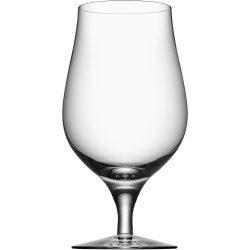 Orrefors Beer Taster ølglas 47 cl., 4 stk.