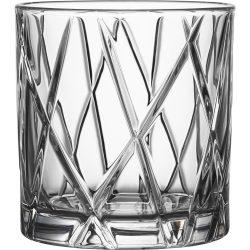 Orrefors City Whiskyglass DOF 33 cl 4-pack