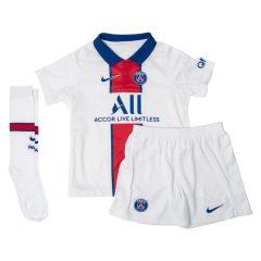 Paris Saint-Germain Bortedrakt 2020/21 Mini-Kit Barn