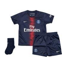 Paris Saint-Germain Hjemmedrakt 2018/19 Mini-Kit Barn