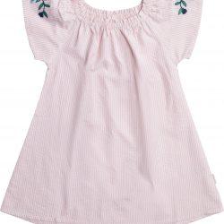 Petite Chérie Atelier Avola Kjole, Pink/White 92