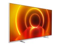 Philips 55PUS7855 - 55 Klasse 7800 Series LED TV - Smart TV - 4K UHD (2160p) 3840 x 2160 - HDR - skinnende sort
