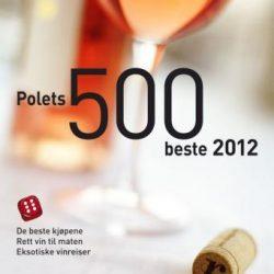 Polets 500 beste: 2012