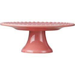 PotteryJo Daisy Kakefat 22 cm Rose