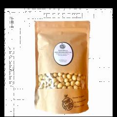 Raw Macadamianøtter, 500 gram