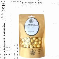Raw Macadamianøtter Raw, 100 gram
