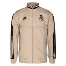 Real Madrid Treningsjakke Presentation - Gull/Sort