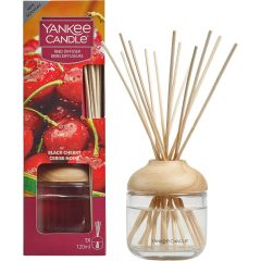 Reed Diffuser - Black Cherry, Yankee Candle Duftspreder