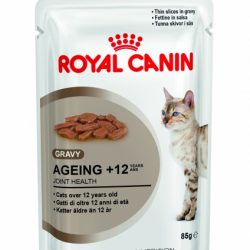 Royal Canin Ageing + 12, Gravy 12 x 85g