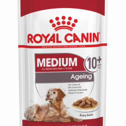 Royal Canin Medium Ageing Våtfôr 10 x 140g