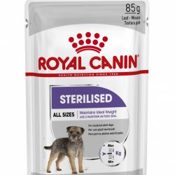 Royal Canin Sterilised Wet, 12 x 85g